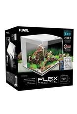 FL - Fluval Fluval Flex Aquarium, White, 57L,15gal - PP
