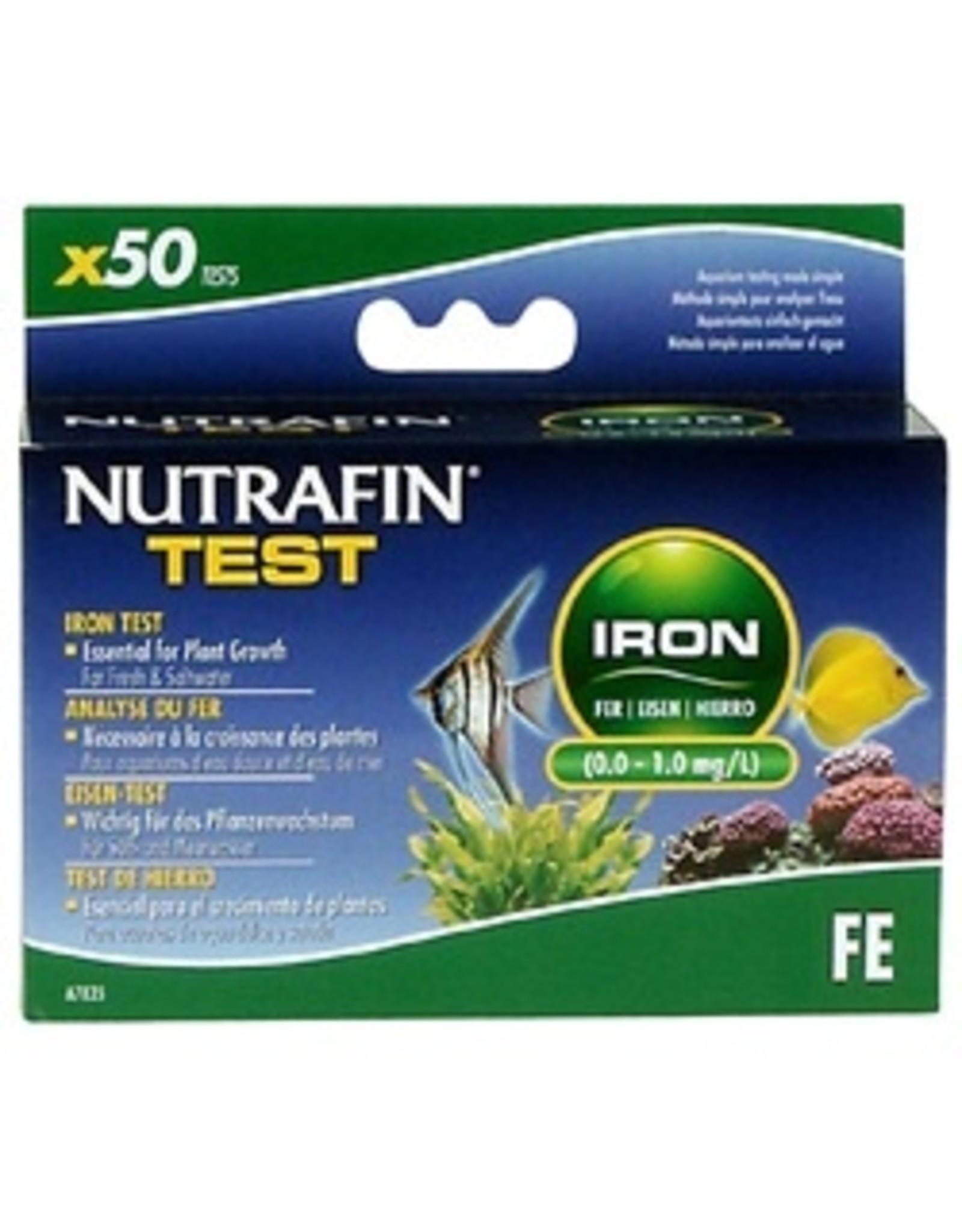 FL - Fluval FL Iron 50 Tests