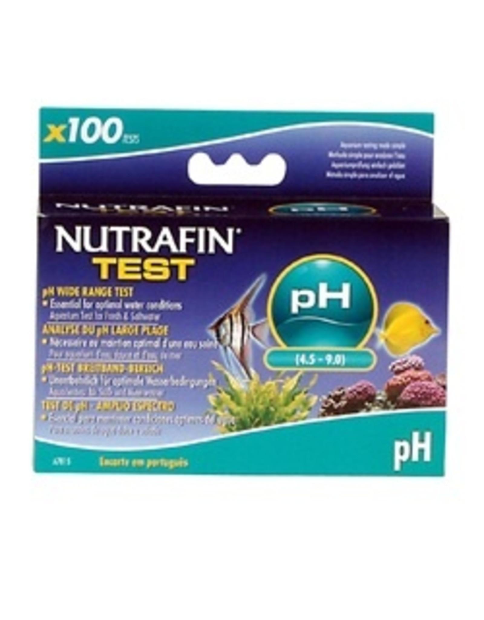 NF - Nutrafin Ph Wide Range 100 Tests