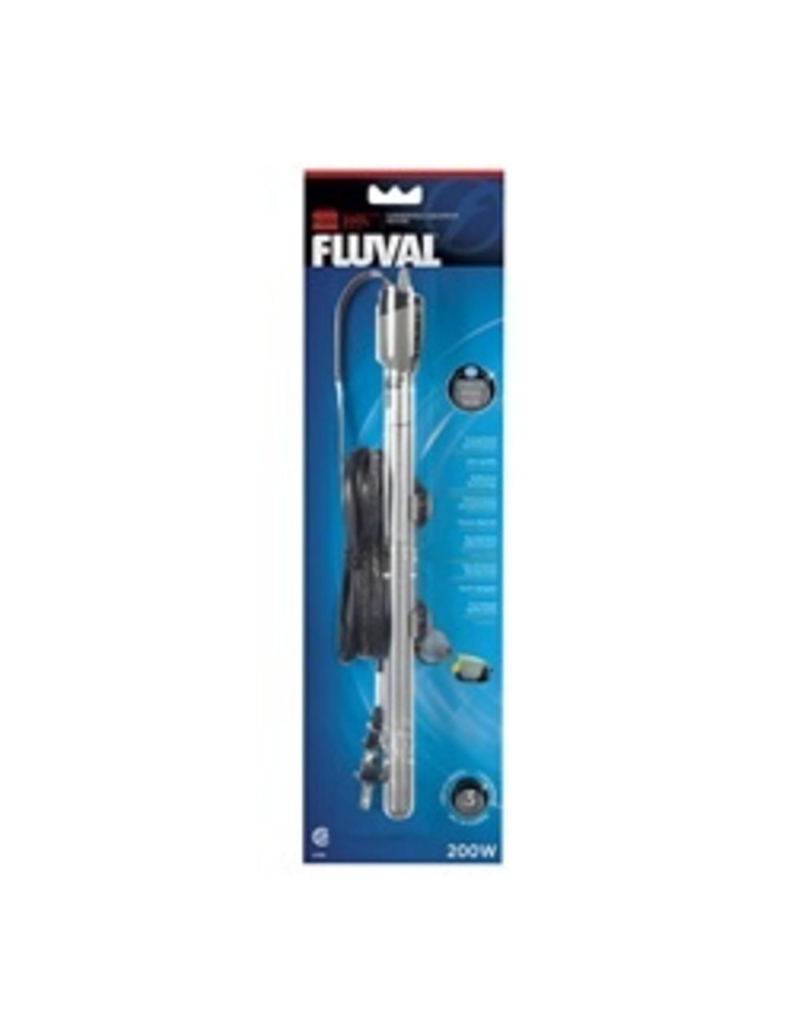 FL - Fluval Fluval M Prem. Aquarium Heater 200 Watt
