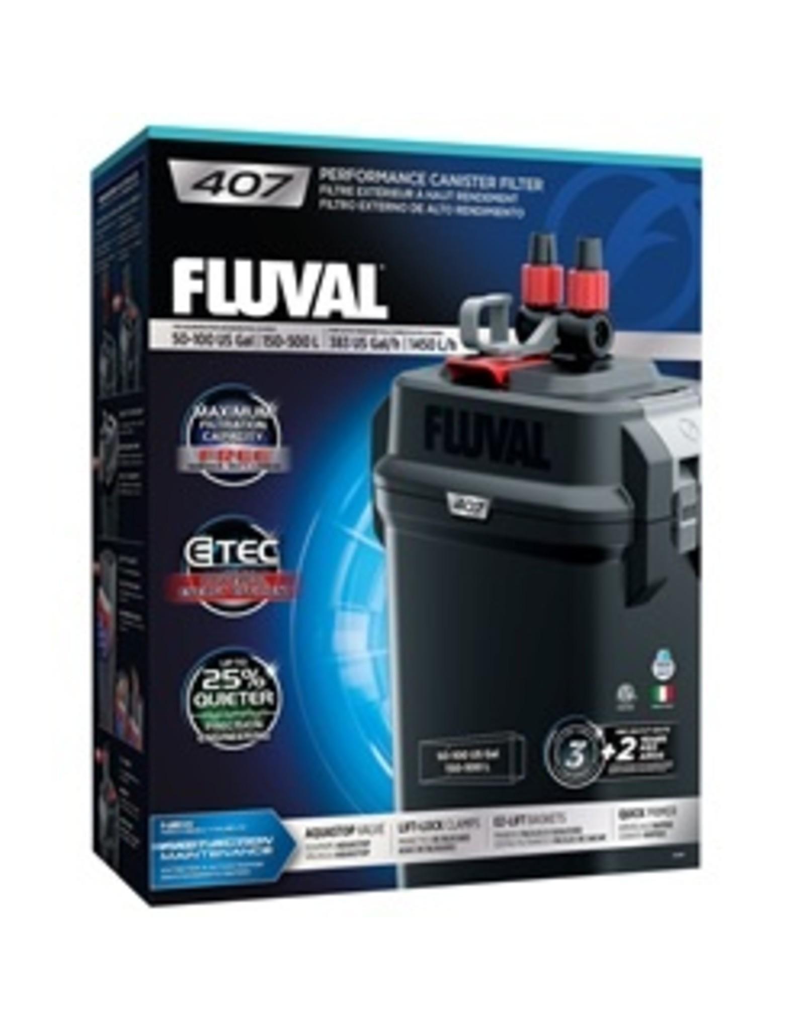FL - Fluval Fluval 407 CANISTER FILTER - PP