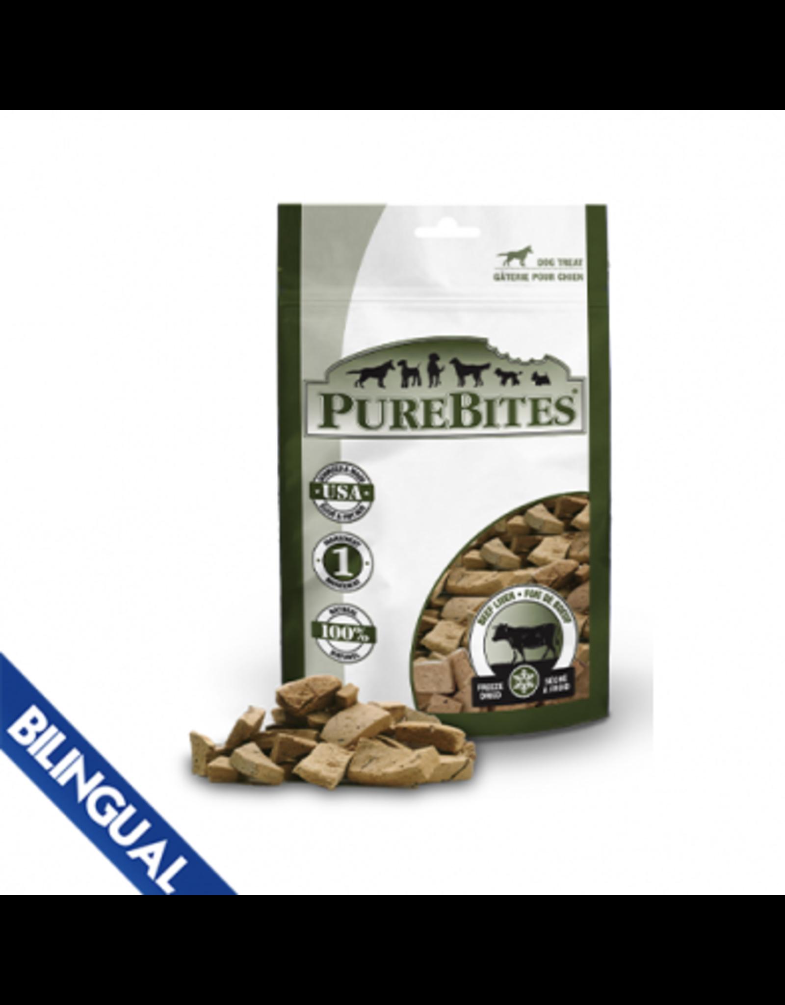 Purebites Purebites Cat Beef Liver Treats