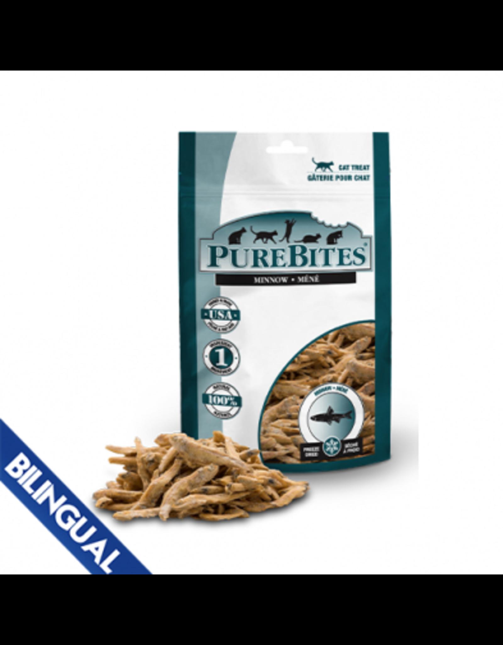 Purebites PUREBITES \ CAT \ Minnow 31g