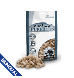 Purebites PUREBITES \ CAT \ Chicken Breast & Lamb 28g