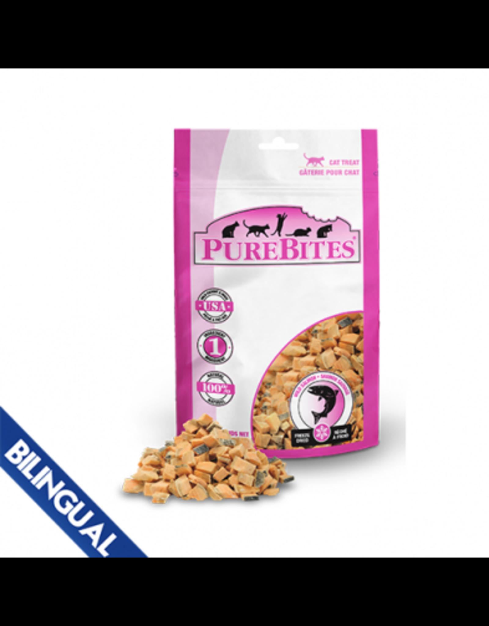 Purebites Purebites Cat Salmon Treats