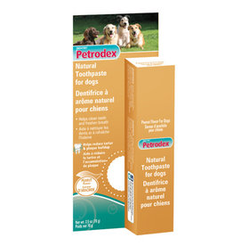 Petrodex Petrodex Dog Peanut Butter Toothpaste 2.5oz