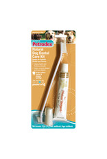 SG - Sergeant`s Petrodex Natural Dental Kit for Dogs