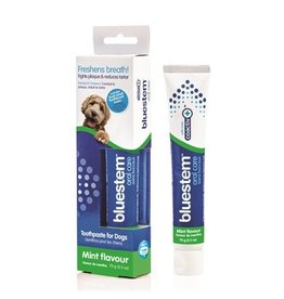 Bluestem Bluestem Oral Care Vanilla Mint Flavored Toothpaste 70g