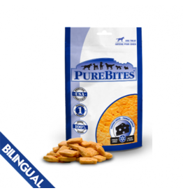 Purebites Purebites Dog Cheese Treats
