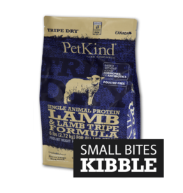 Petkind Petkind SAP Lamb Tripe Dry Dog Food