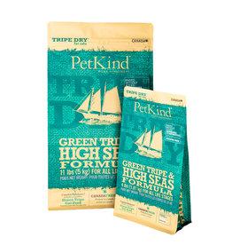 Petkind Petkind Dry Cat Green Tripe & High Seas
