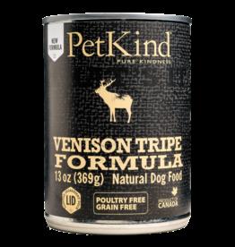Petkind Petkind Dog Venison Tripe 13oz