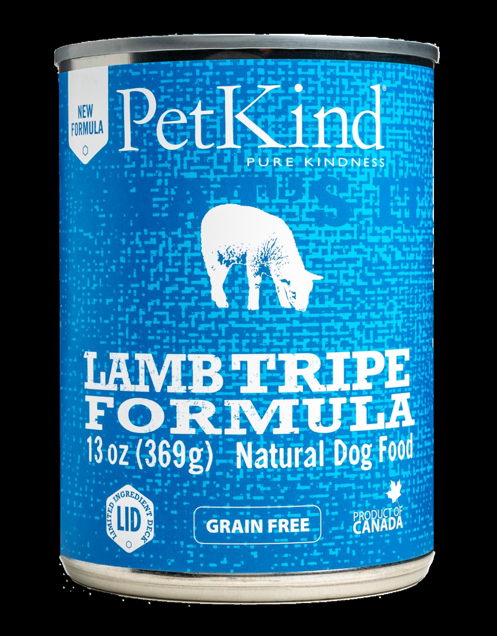 Petkind Petkind Dog Lamb Tripe 13oz