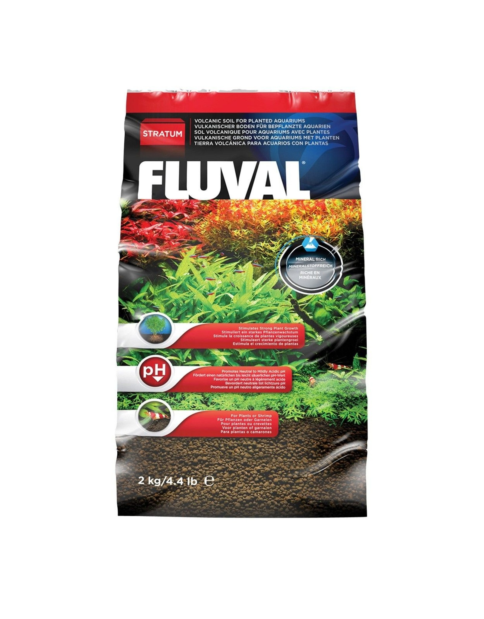FL - Fluval FLUVAL PLANT & SHRIMP STRATUM 2KG