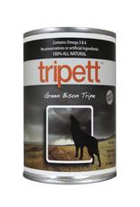 Petkind Tripett Dog Green Bison Tripe 13.2oz