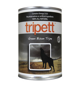 Petkind Tripett Dog Green Bison Tripe 13.2oz