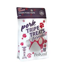 Petkind Tripett Dog Treats Pork 6oz