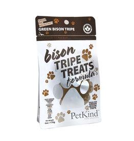 Petkind Tripett Bison Tripe Treats 6 oz