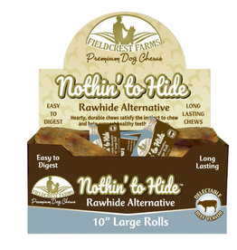 """Spot (Ethical) Fieldcrest Farms Nothin to Hide Large Beef Roll 10"""""""