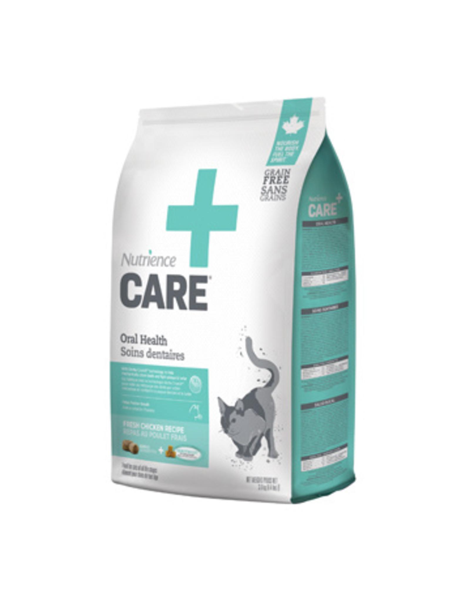 Nutrience Nutrience Cat Care Oral Dry Food