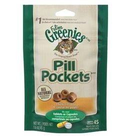Greenies Greenies Pill Pockets Cat Chicken 1.6oz