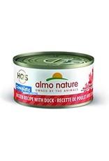 almo Almo Nature  Complete Chicken w/Duck in Gravy Cat 70g