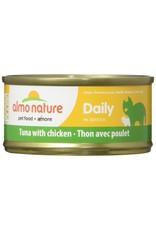 almo Almo Nature Daily Tuna with Chicken Cat 70g