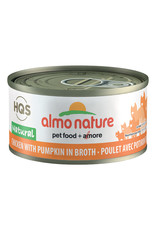 almo ALMO NATURE Chicken with Pumpkin in Broth 2.4oz