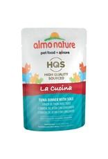 almo Almo Nature La Cucina Tuna w/ Sole in Jelly Cat Pouch 55g