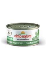 almo Almo Nature Natural Tuna in Broth Pacific Style Cat 70g