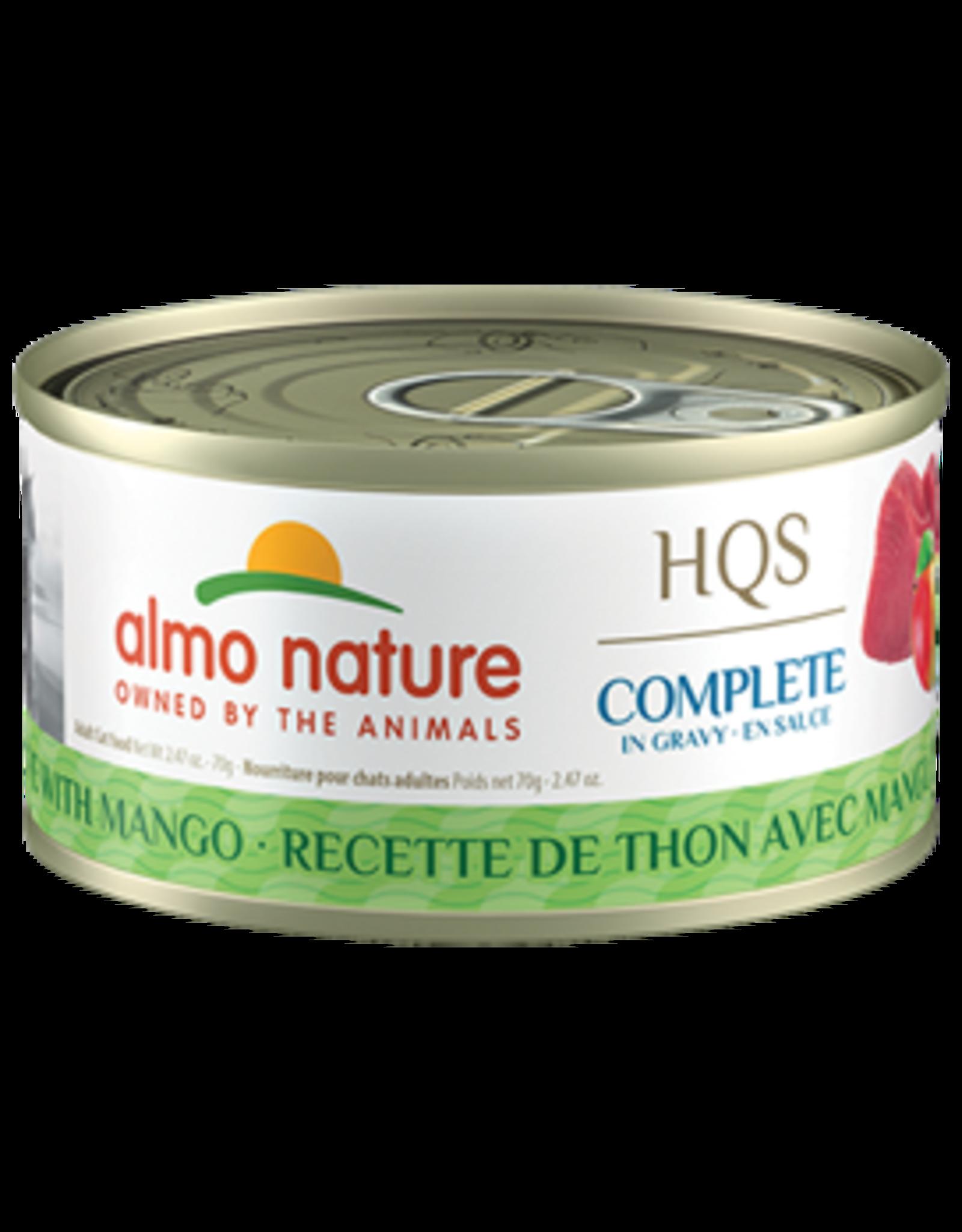 almo Almo Nature Complete Tuna with Mango in Gravy Cat 70g
