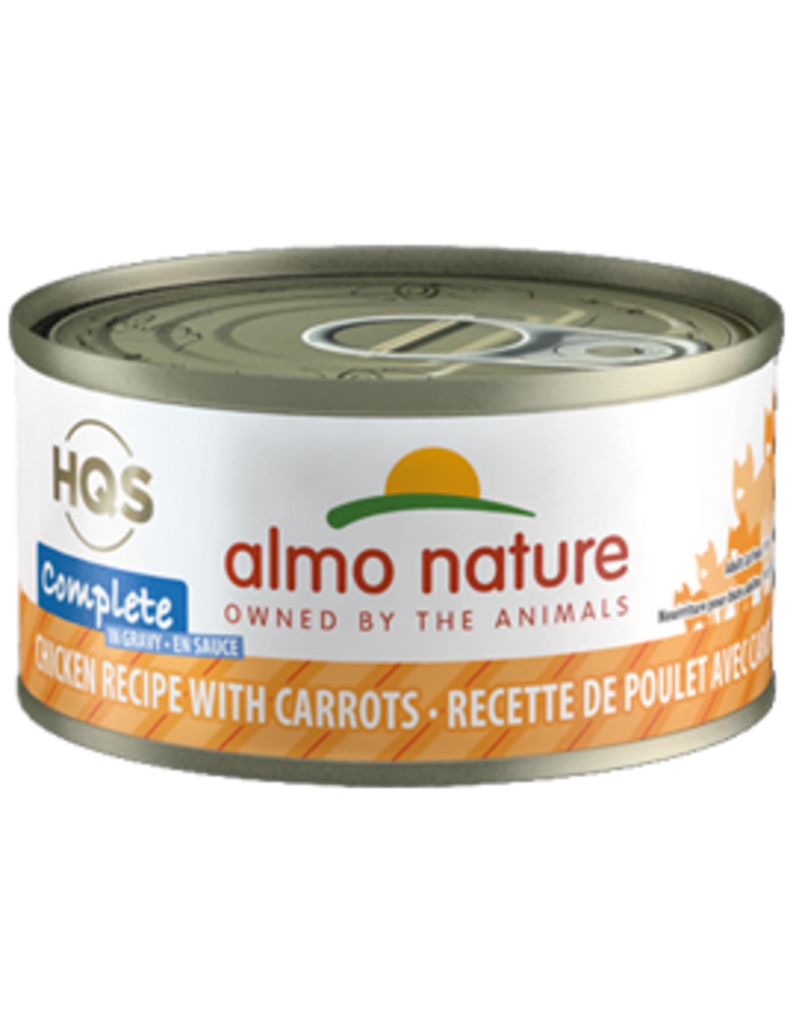almo Almo Nature Complete Chicken with Carrot in Gravy Cat 70g