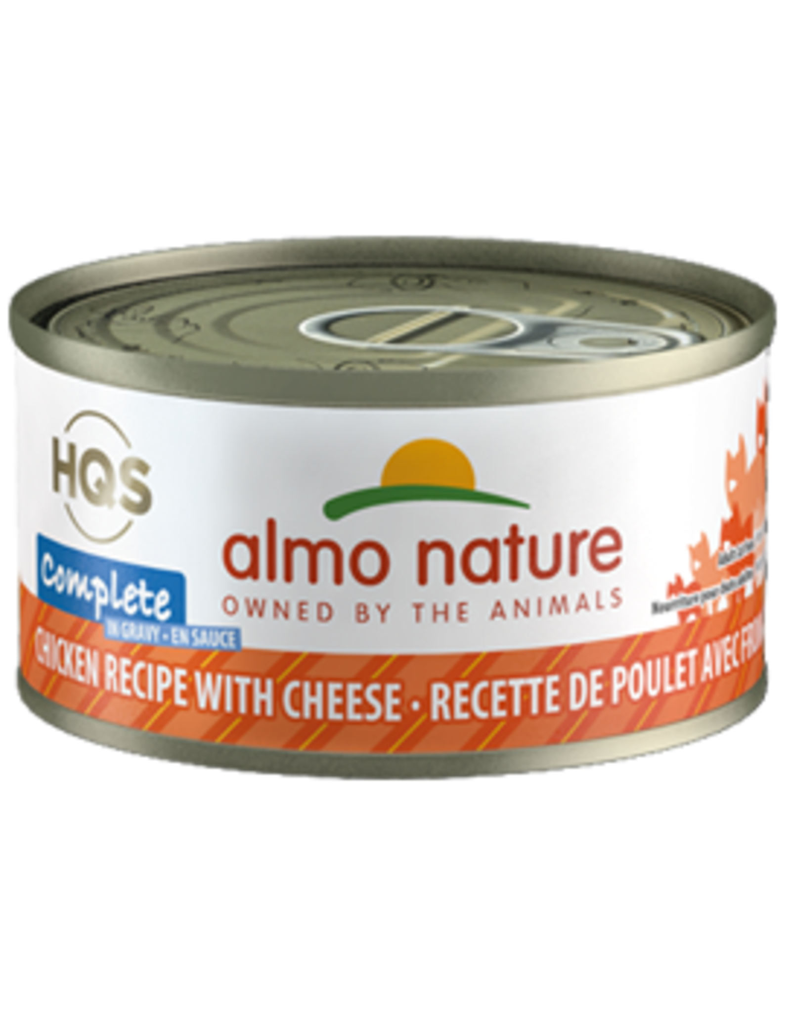 almo Almo Nature Natural Chicken with Cheese in Broth Cat 70g