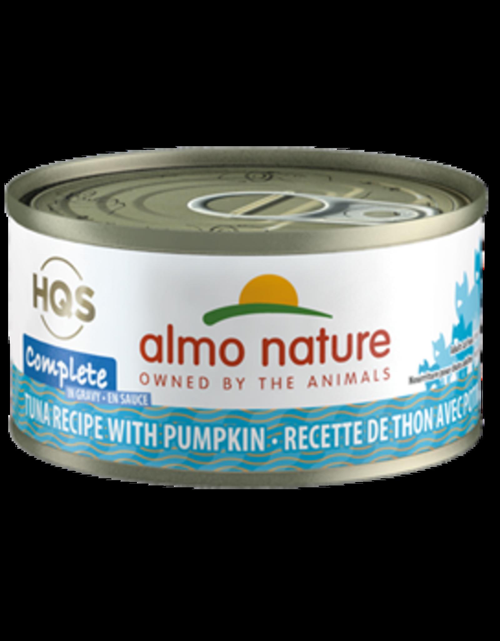 almo Almo Nature Complete Tuna with Pumpkin in Gravy Cat 70g