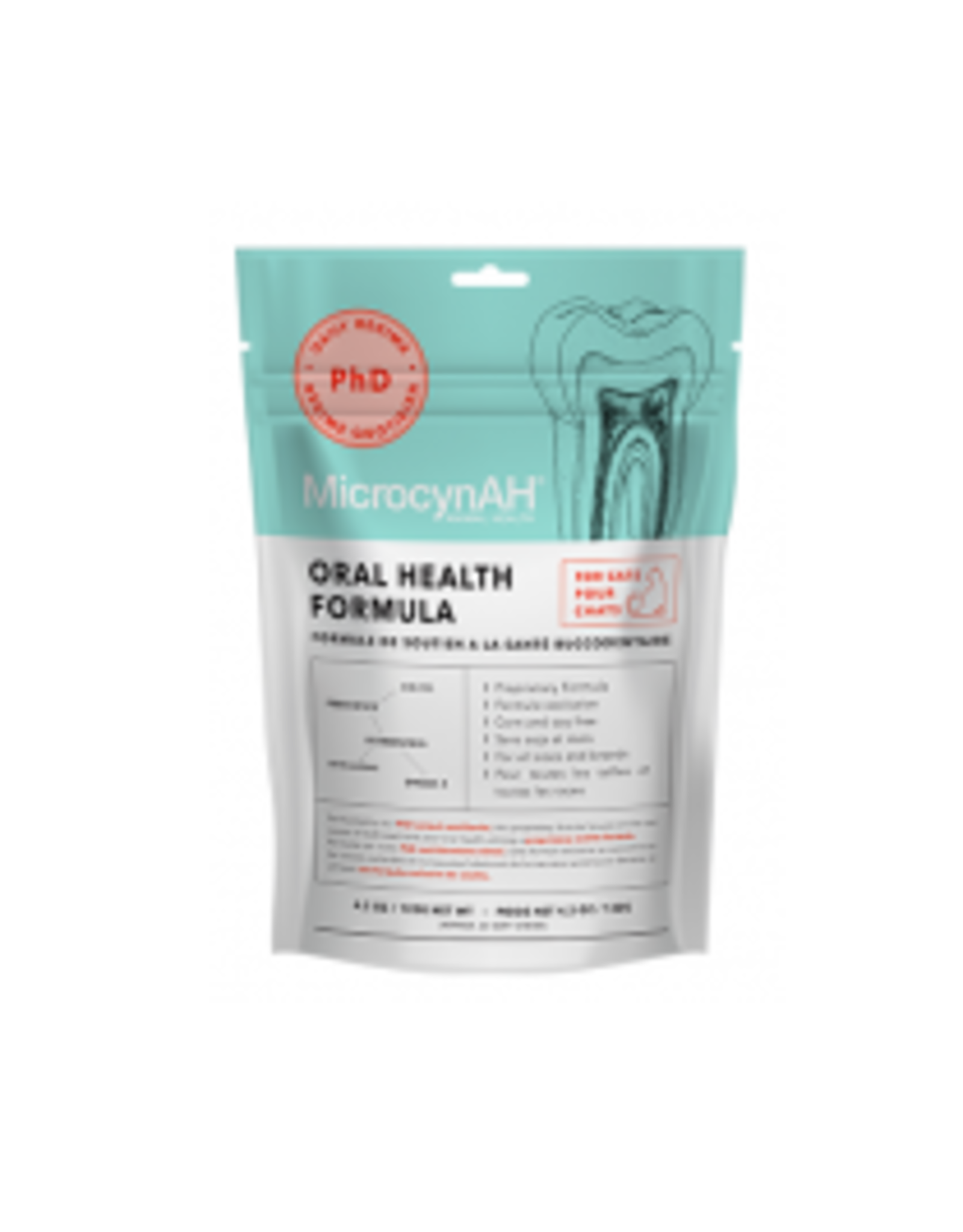 MicrocynAH MicrocynAH Oral Health Formula for Cats 4.2 oz