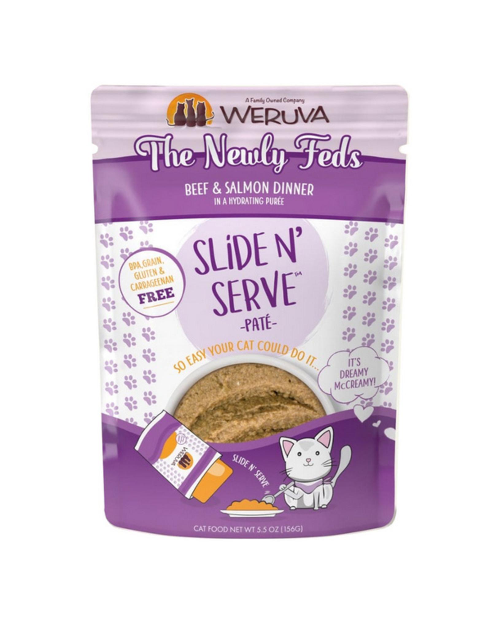 Weruva Weruva Cat Slide N' Serve The Newly Feds Pouch