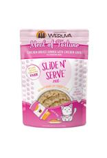 Weruva Weruva Cat Slide N' Serve Meal of Fortune Pouch