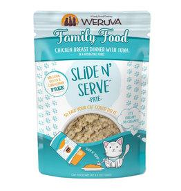 Weruva Weruva Cat Slide N' Serve Family Food Pouch