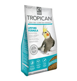Tropican Tropican Lifetime Formula Granules for Cockatiels
