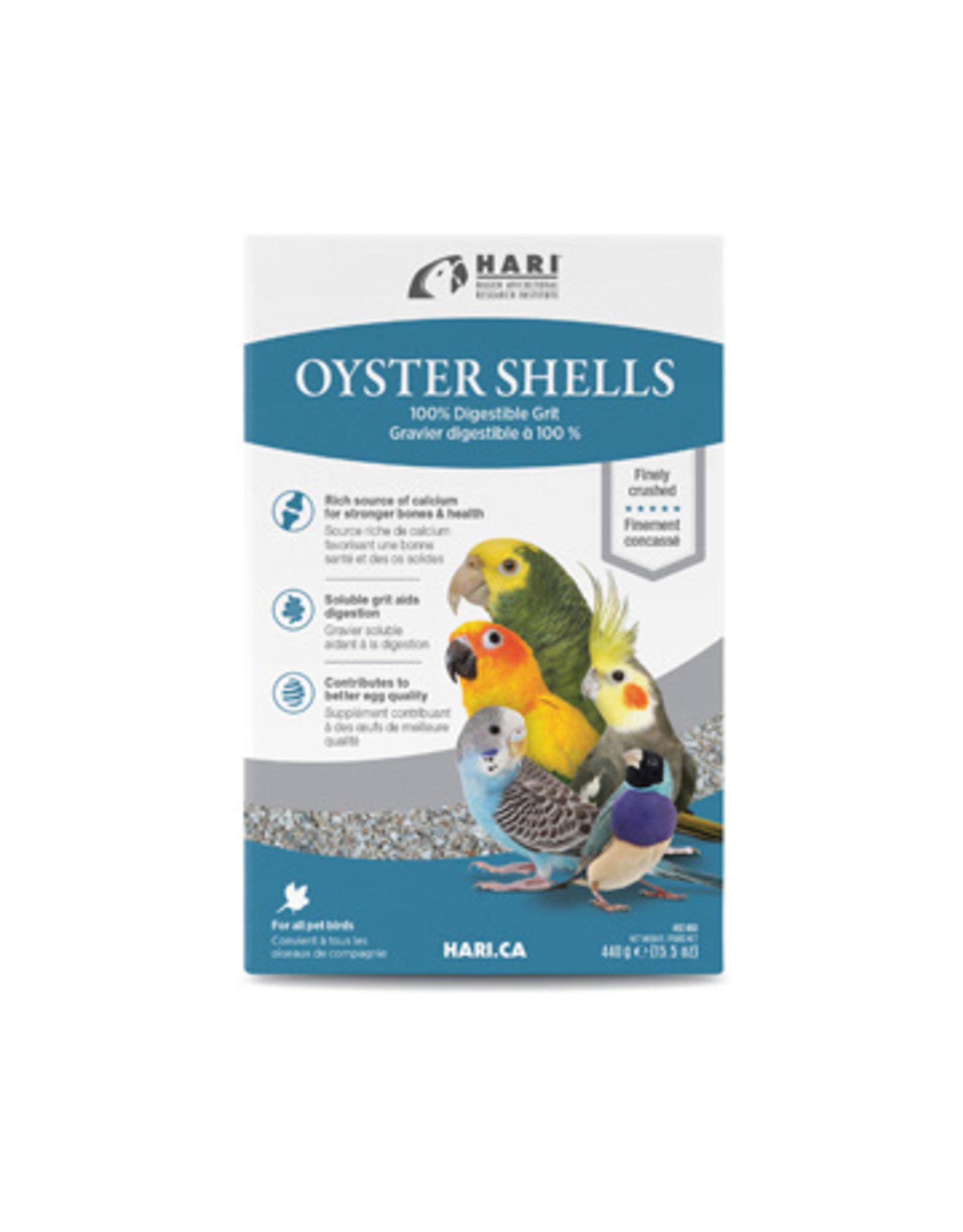 HR - HARI Bird Oyster Shell 440gm