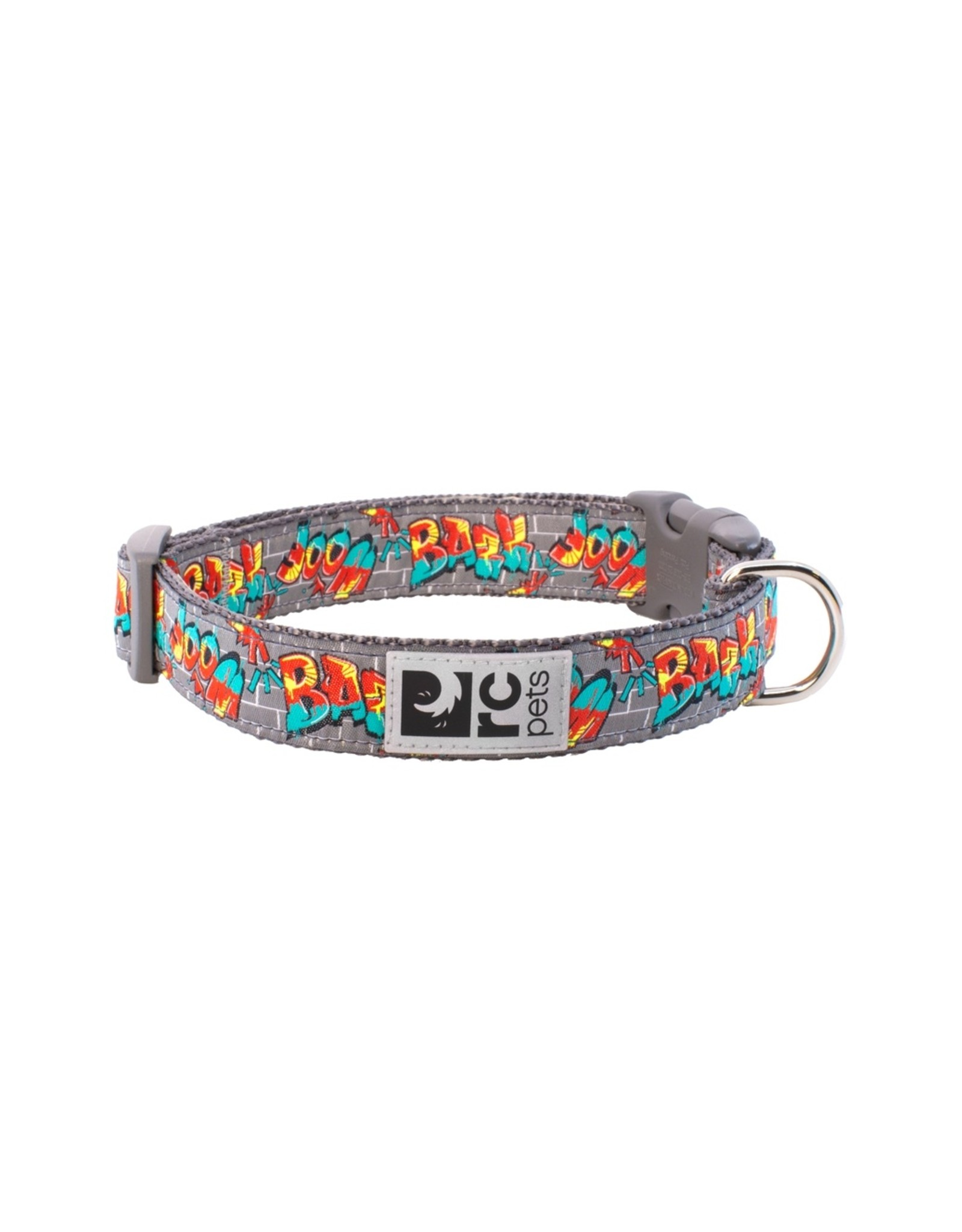 RC Pet RC Pet Dog Clip Collar Graffiti