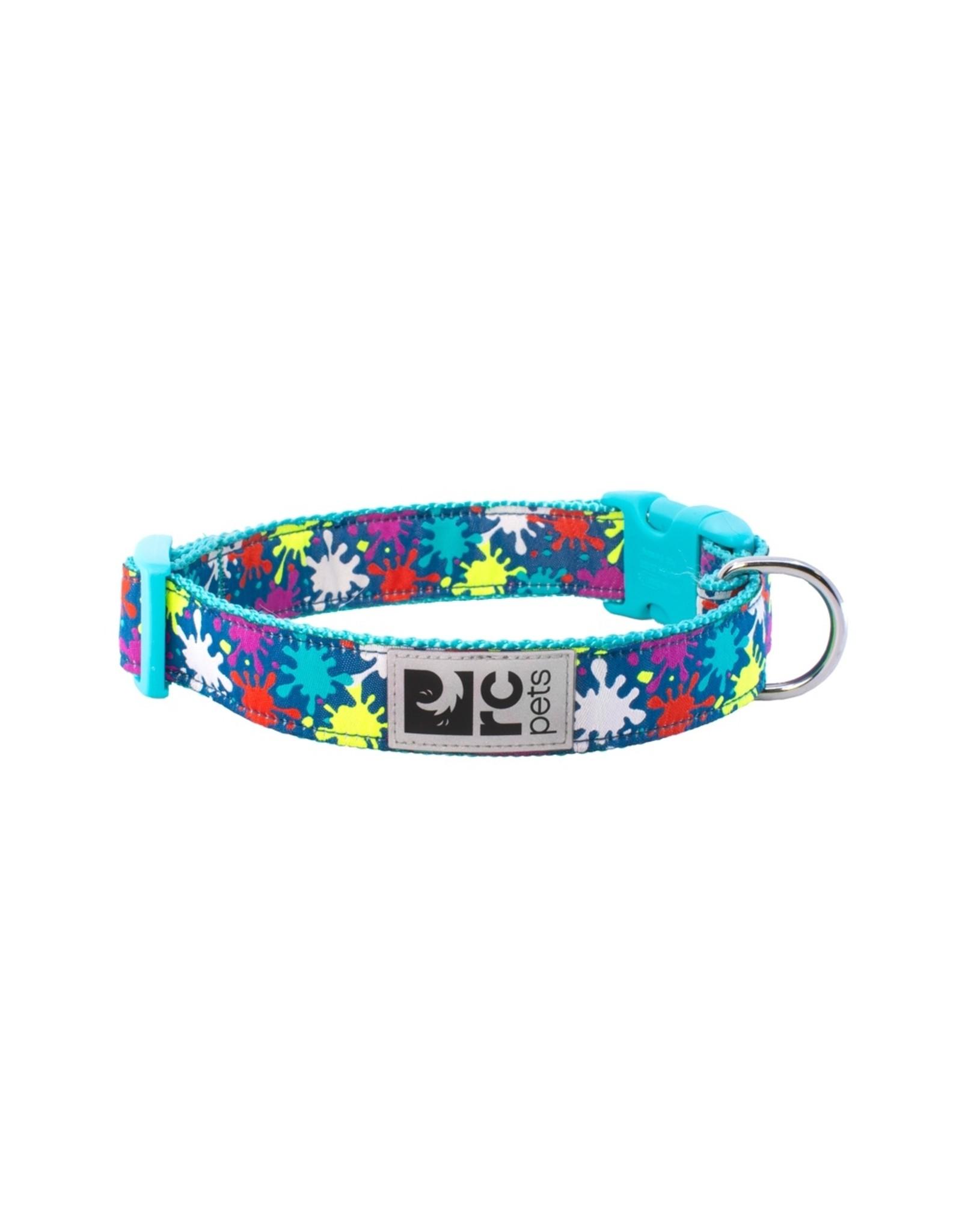 RC Pet RC Pet Dog Clip Collar Splatter