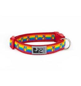 RC Pet RC Pet Dog Clip Collar Rainbow Paws