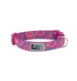 RC Pet RC Pet Dog Clip Collar Bright Paisley
