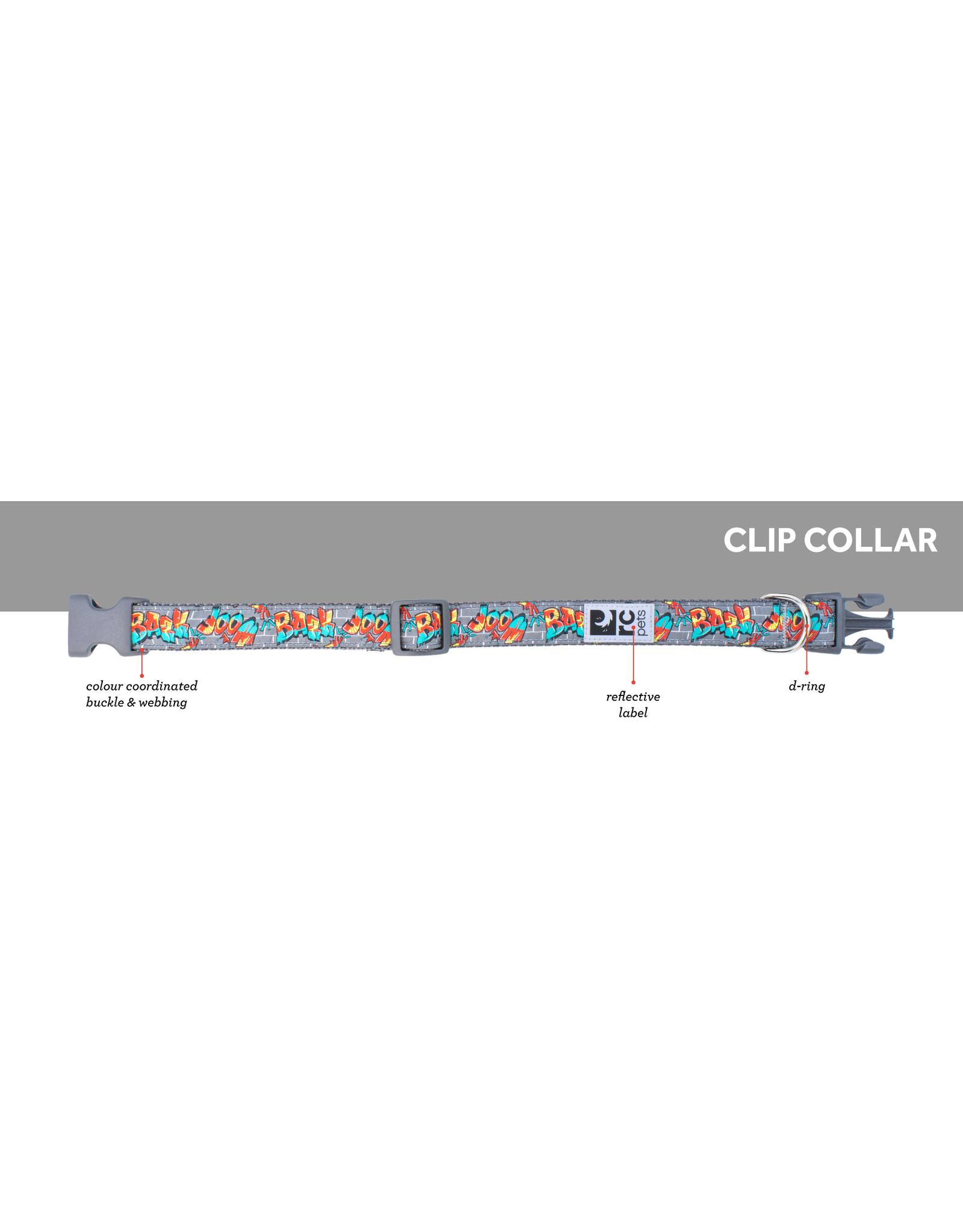 RC Pet RC Pet Dog Clip Collar Eighties