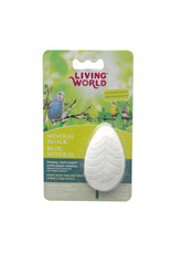 LW - Living World Living World Mineral Block For Parakeets - Small