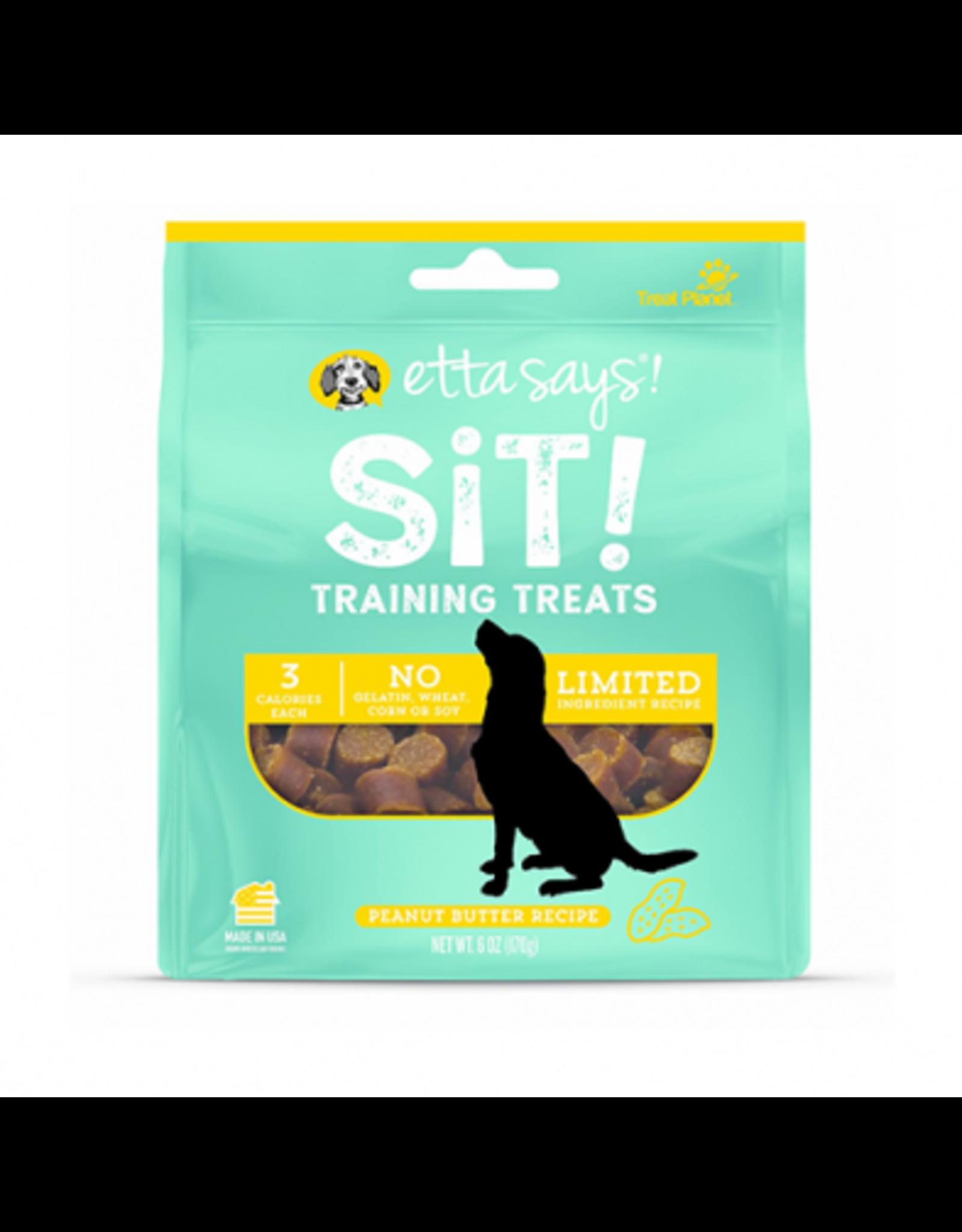 Etta Says! Etta Says Sit Dog Training Treats