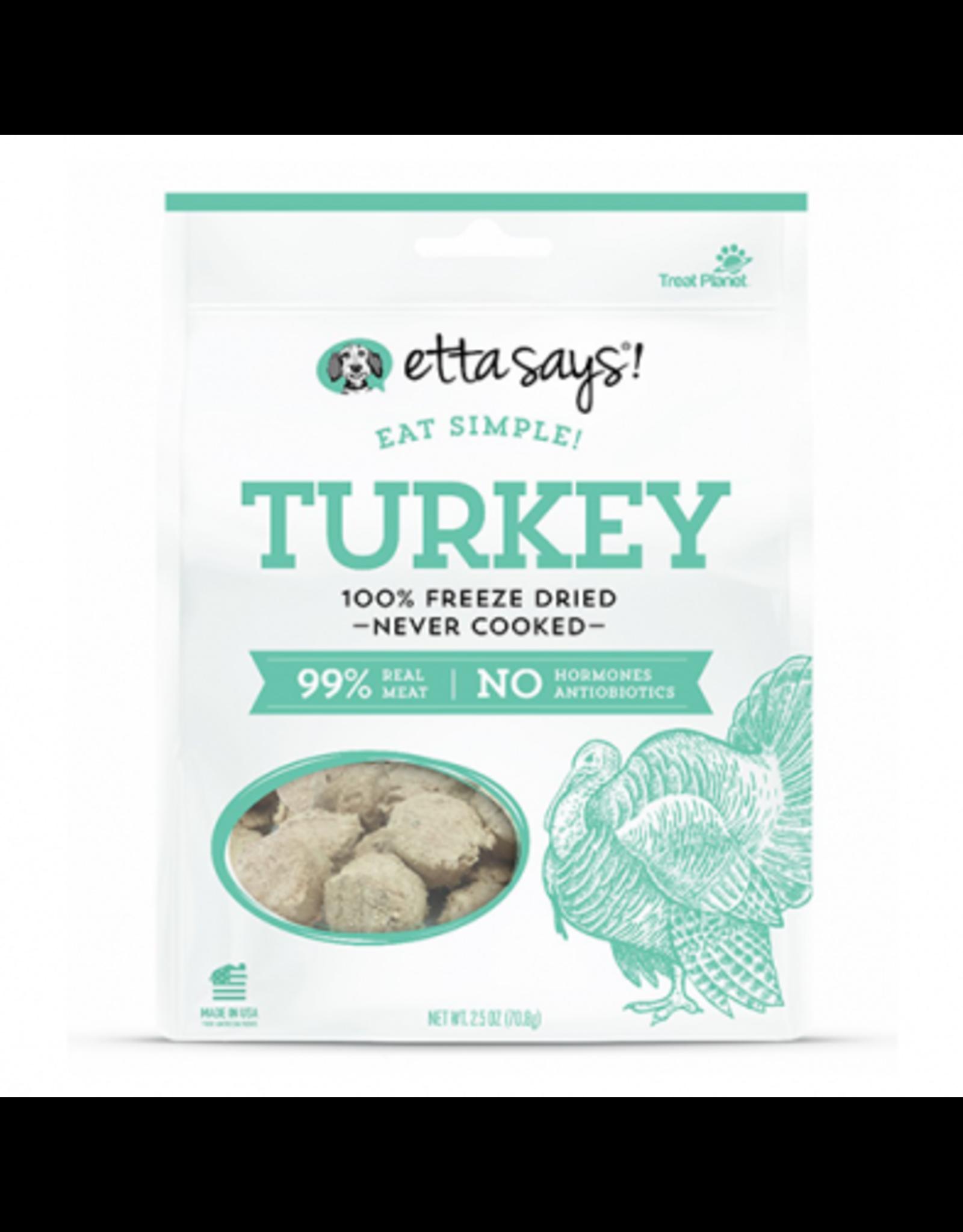 Etta Says! Etta Says Eat Simple Freeze Dried Dog Treats