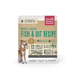The Honest Kitchen THK Whole Grain Fish & Oats 10lb