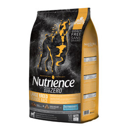 Nutrience Nutrience Grain Free Subzero Large Breed - 10kg